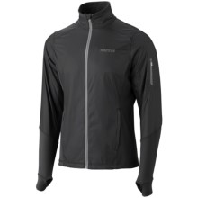 Marmot Jacket -Long Sleeve (For Men) in Black - Closeouts
