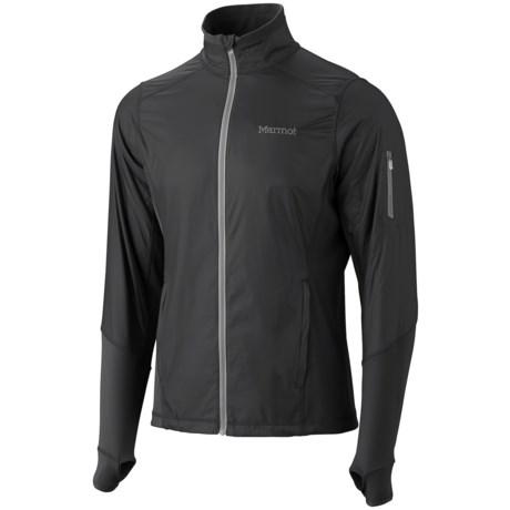 Marmot Jacket -Long Sleeve (For Men) in Black