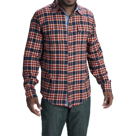 Marmot Jasper Flannel Shirt UPF 50+, Long Sleeve (For Men)