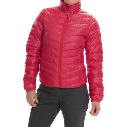 Marmot Jena Down Jacket - 700 Fill Power (For Women) in Raspberry - Closeouts