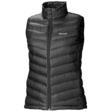 Marmot Jena Down Vest - 800 Fill Power (For Women) in Black - Closeouts