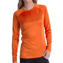 Marmot Jennifer Shirt - UPF 50, Long Sleeve (For Women) in Orange Spice - Closeouts