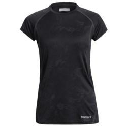 Marmot Jennifer Shirt - UPF 50, Short Sleeve (For Women) in Atomic Blue