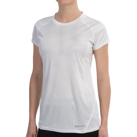 Marmot Jennifer Shirt - UPF 50, Short Sleeve (For Women) in White