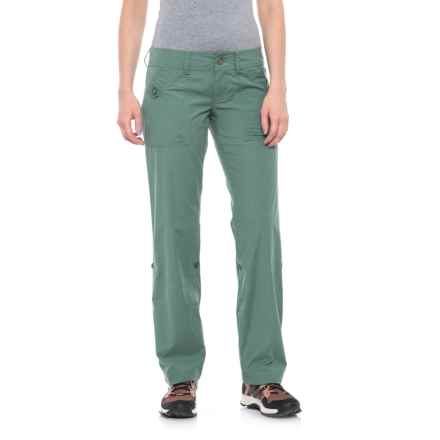 Marmot Jessica Pants - UPF 30 (For Women) in Urban Army - Closeouts