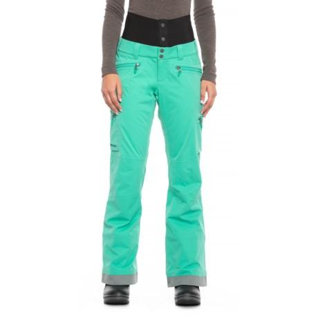 Marmot Jezebel MemBrain® Ski Pants - Waterproof, Insulated (For Women) in Waterfall