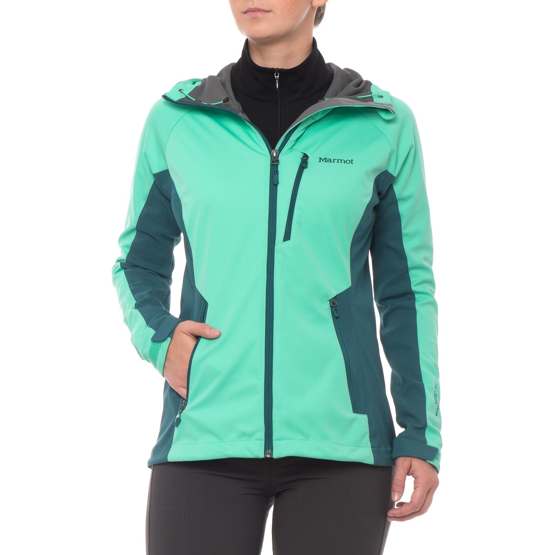 34cb78188 Marmot JINFO Soft Shell Jacket - Windstopper® (For Women)