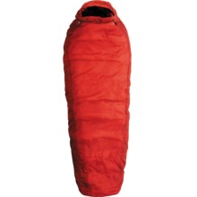 Marmot Jr. 20°F Sorcerer Jr. Sleeping Bag - Synthetic, Mummy (For Kids) in Real Red/Fire - Closeouts