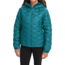 Marmot Julia Down Jacket - 800 Fill Power (For Women) in Aqua Blue - Closeouts