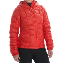 Marmot Julia Down Jacket - 800 Fill Power (For Women) in Cherry Tomato - Closeouts