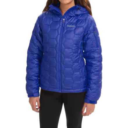 Marmot Julia Down Jacket - 800 Fill Power (For Women) in Gem Blue - Closeouts