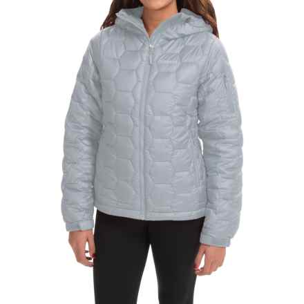 Marmot Julia Down Jacket - 800 Fill Power (For Women) in Silver - Closeouts
