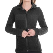 Marmot Kadee Jacket - Wool Blend (For Women) in Slate Grey Heather - Closeouts