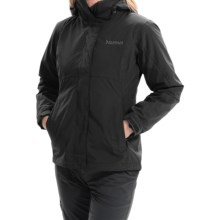 Marmot Katrina Component Jacket - Waterproof, 3-in-1 (For Women) in Black - Closeouts