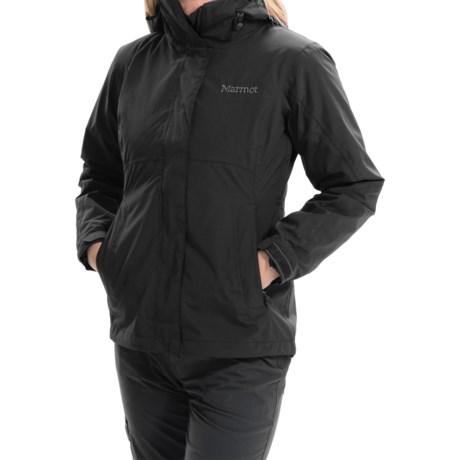 Marmot Katrina Component Jacket Waterproof, 3 in 1 (For Women)