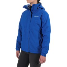 Marmot Katrina Component Jacket - Waterproof, 3-in-1 (For Women) in Gem Blue - Closeouts