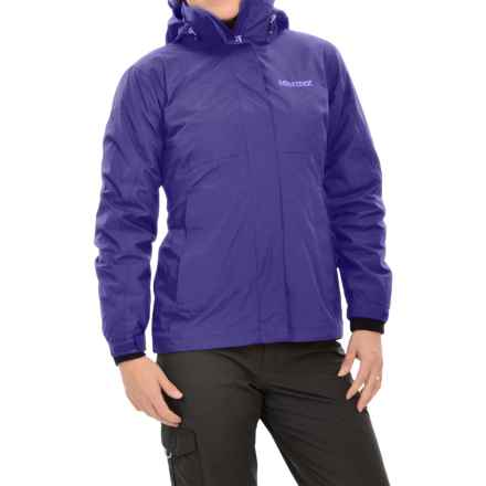 Marmot Katrina Component Jacket - Waterproof, 3-in-1 (For Women) in Midnight Purple - Closeouts