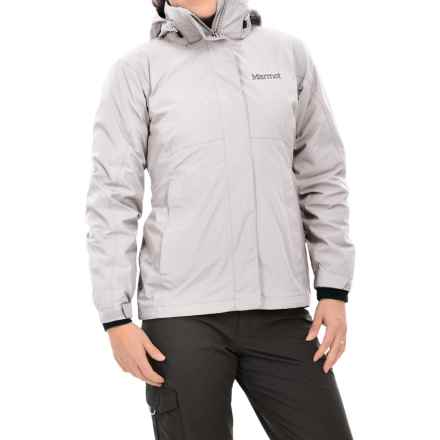 Marmot Katrina Component Jacket - Waterproof, 3-in-1 (For Women) in Platinum - Closeouts