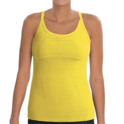 Marmot Kendra Tank Top - UPF 50 (For Women) in Mars Orange