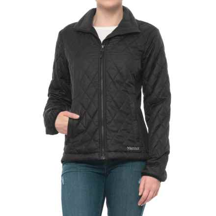 Marmot Kitzbuhel Jacket - Insulated (For Women) in Black - Closeouts
