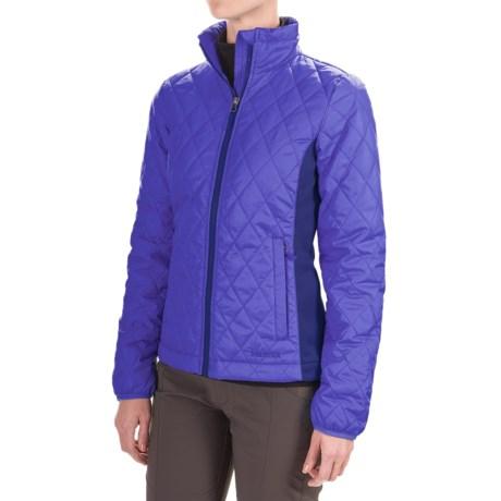 Marmot Kitzbuhel Jacket - Insulated (For Women) in Gemstone/Midnight Purple