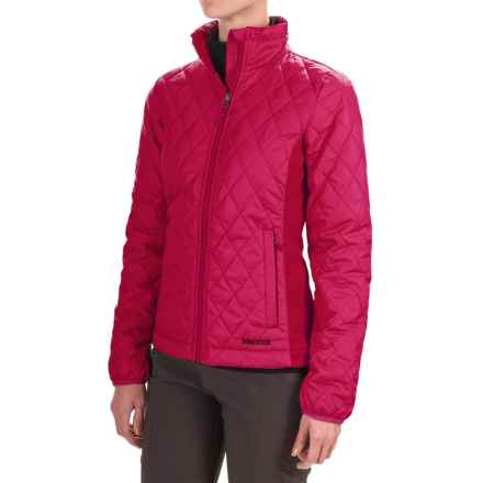 Marmot Kitzbuhel Jacket - Insulated (For Women) in Persian Red - Closeouts