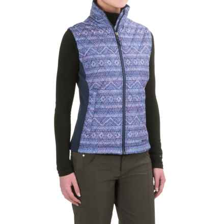 Marmot Kitzbuhel Vest - Insulated (For Women) in Arctic Navy Chile - Closeouts