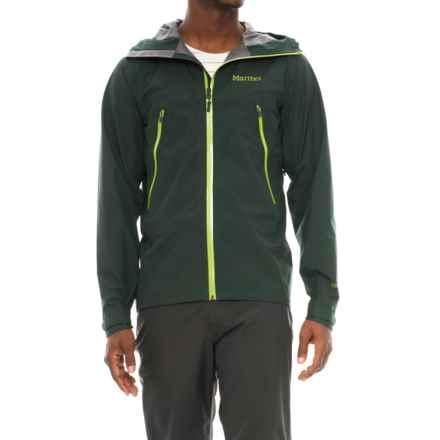 Marmot Knife Edge Gore-Tex® Jacket - Waterproof (For Men) in Dark Spruce - Closeouts