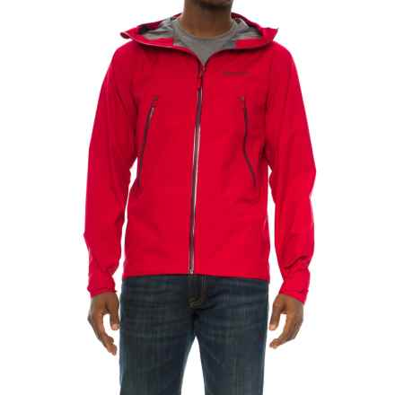 Marmot Knife Edge Gore-Tex® Jacket - Waterproof (For Men) in Team Red - Closeouts