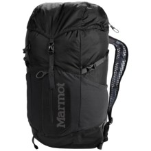Marmot Kompressor Plus Backpack in Black - Closeouts