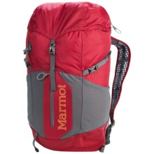 Marmot Kompressor Plus Backpack in Team Red - Closeouts
