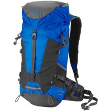 Marmot Kompressor Summit Backpack - 28L in Cobalt Blue - Closeouts