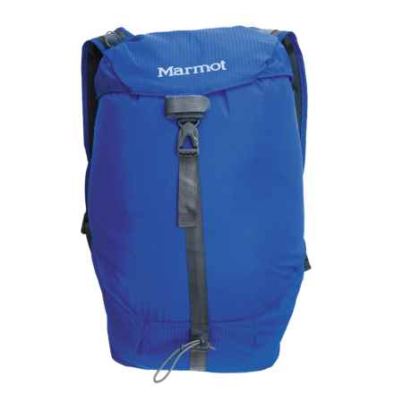 Marmot Kompressor Ultralight Backpack in Cobalt Blue - Closeouts