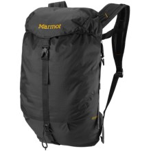Marmot Kompressor Ultralight Bacpack in Black - Closeouts