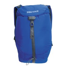 Marmot Kompressor Ultralight Bacpack in Cobalt Blue - Closeouts