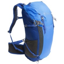 Marmot Kompressor Verve 32 Backpack - Internal Frame in Cobalt Blue/Dark Azure - Closeouts