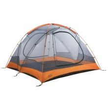 Marmot Kronos Tent - 4-Person, 3-Season in Pale Pumpkin/Terra Cotta - Closeouts