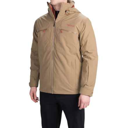 Marmot KT Component Ski Jacket - 3-in-1, Waterproof, Insulated (For Men) in Cub - Closeouts