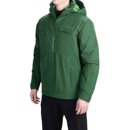 Marmot KT Component Ski Jacket - 3-in-1, Waterproof, Insulated (For Men) in Deep Forest - Closeouts