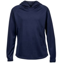 Marmot Kylie Hoodie - UPF 30 (For Little and Big Girls) in Arctic Navy - Closeouts