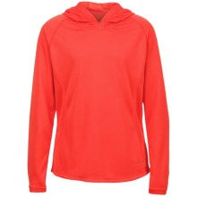 Marmot Kylie Hoodie - UPF 30 (For Little and Big Girls) in Red Apple - Closeouts