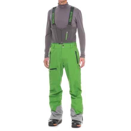 Marmot La Meije Gore-Tex® Ski Pants - Waterproof (For Men) in Lucky Green - Closeouts