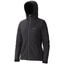 Marmot Lakeside Jacket - Fleece (For Women) in Platinum