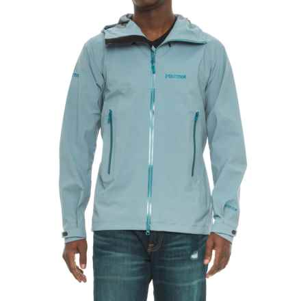 Marmot Lamont Gore-Tex® Jacket - Waterproof (For Men) in Blue Granite - Closeouts