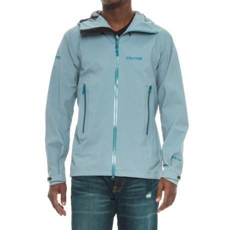 Marmot Lamont Gore-Tex® Jacket - Waterproof (For Men) in Blue Granite