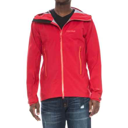 Marmot Lamont Gore-Tex® Jacket - Waterproof (For Men) in Team Red - Closeouts