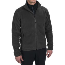 Marmot Lander Jacket - Polartec® Fleece (For Men) in Black