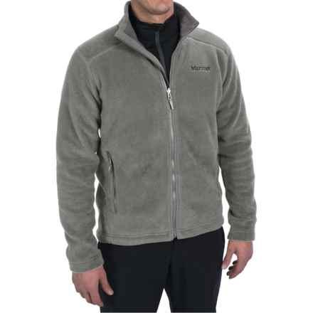 Marmot Lander Jacket - Polartec® Fleece (For Men) in Gargoyle - Closeouts