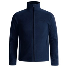 Marmot  Lander Jacket - Polartec® Fleece (For Men) in Navy - Closeouts