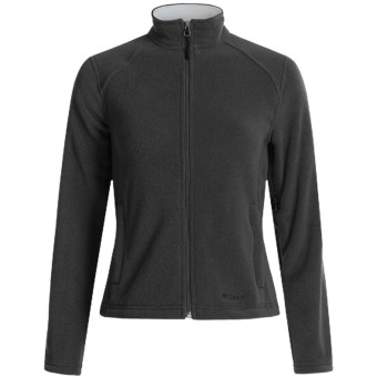 Marmot Lander Jacket - Polartec® Fleece (For Women) in Black